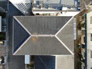 堺市 屋根 外壁 塗装工事 点検