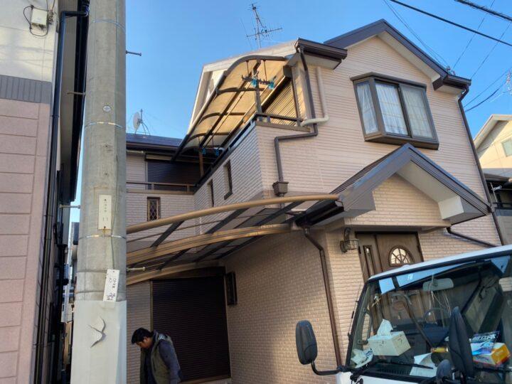 S様邸 屋根・外壁 塗装工事