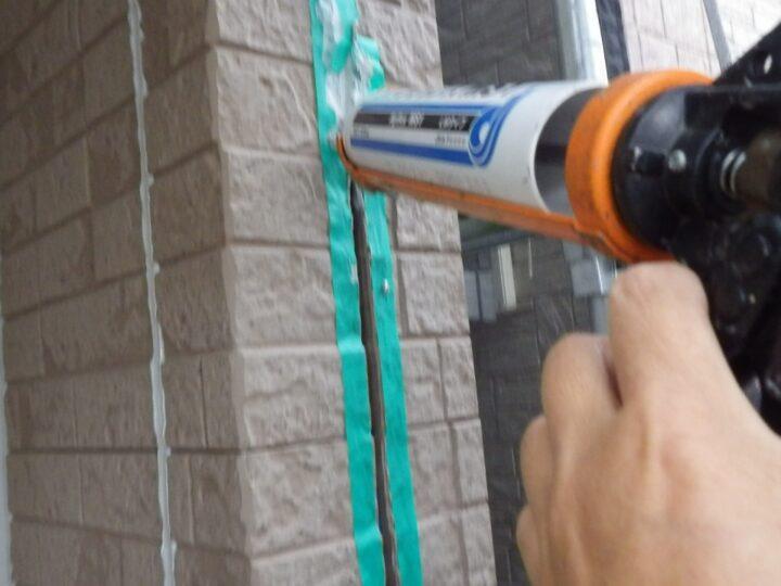 外壁 シーリング打替え工事
