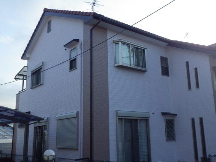 大阪堺市S様邸 外壁塗装