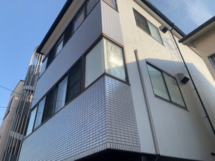 大阪堺市A様邸 外壁・屋根塗装