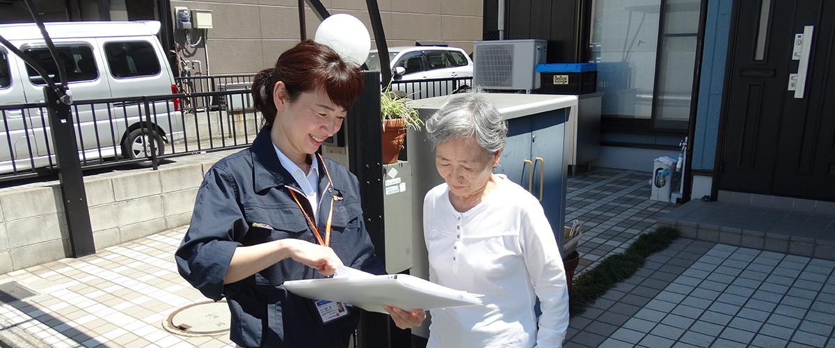 堺市の地域密着企業 外壁塗装・屋根塗装専門店 ココペイント