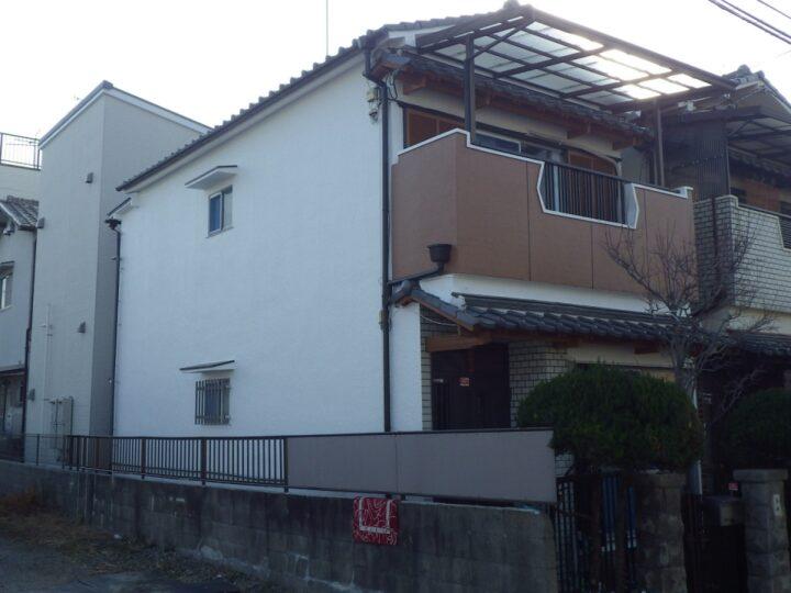 大阪堺市T様邸 外壁塗装