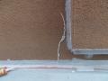 外壁 クラック補修