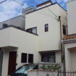 大阪堺市N様邸  外壁・屋根塗装