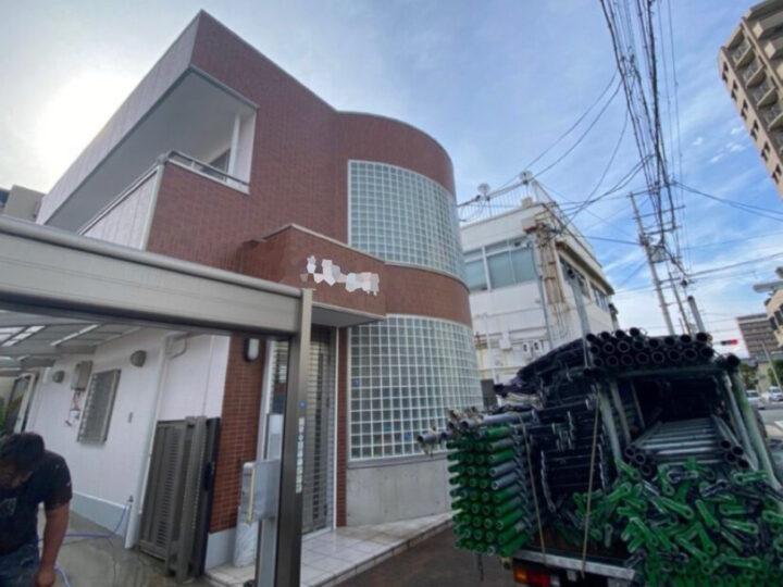 大阪堺市O様邸 外壁塗装